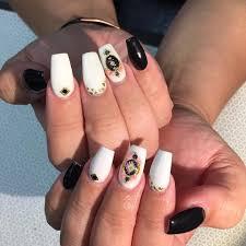 nail art crystals designs nails gallery