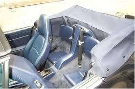 Porsche 993 Interior Seat Upholstery Carpet Sets Convertible Tops Headliners