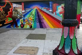 si e de mural the mission
