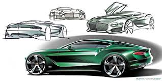 bentley concept car 2015 bentley exterior design director on the exp10 speed6 concept
