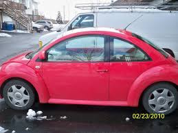 volkswagen new beetle red 1999 volkswagen new beetle information and photos zombiedrive