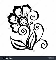 cool designs cool drawings of flowers drawing designs of flowers how to draw