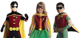 Batman Robin Halloween Costumes Girls 10 Child Superheroes Halloween Costume Ideas