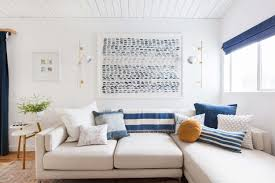 Is Livingroom One Word Emily Henderson U0027s Tips For Staging A Living Room To Sell A House