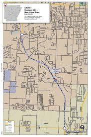 Washington Highway Map by I 49 Washington Benton County Connecting Arkansas Program