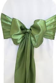 chair sash ties clover satin chair sashes bows ties wholesale