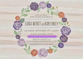 baby shower invitation maker gallery invitation design ideas