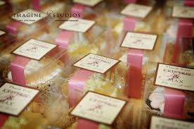 edible favors cupcake boex favors on table edible couture the new must