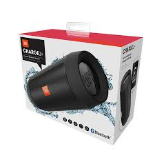 jbl charge 2 splash proof portable bluetooth speakers amazon in