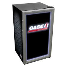 case ih glass front led refrigerator shop case ih