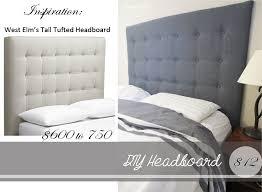 Diy Tufted Headboard Beautiful Diy Tufted Headboard Best Ideas About Diy Tufted