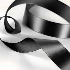 black satin ribbon satin ribbon precut invitations by