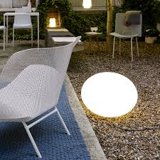 globe outdoor light by ligne roset outdoor lighting