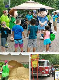kidsfest at kings dominion for kids of all ages organized 31