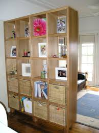 curtain room dividers diy 81 surprising open bookcase divider home