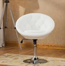rooms to go swivel chair amazon com roundhill furniture noas contemporary round tufted