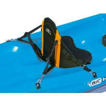 siege kayak sit on top seat and back sit on top kayaks canoes kayaks