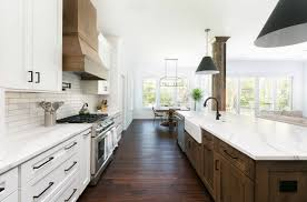 kitchen countertop ideas with white cabinets 75 beautiful kitchen with white cabinets and quartz