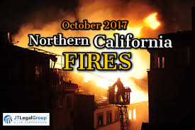 Wildfires California August 2017 by Defending Yourself From Northern California Fires Jt Legal Group Apc