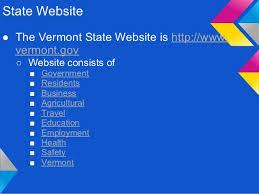 Vermont travel safety images Vermont presentation jpg