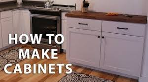 best wood for building kitchen cabinets how to make diy kitchen cabinets
