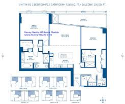 quantum on the bay floor plans carillon miami beach condo one sotheby u0027s realty 6801 collins