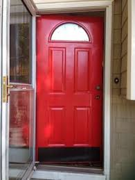 benjamin moore ruby red this could be our front door color