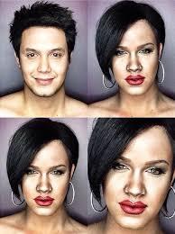 makeup artist makeup makeup artist perfectly transforms himself into