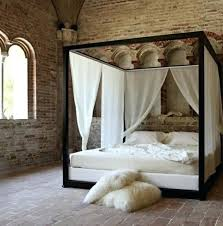 poster bed canopy diy 4 poster bed full image for white build a canopy or poster bed