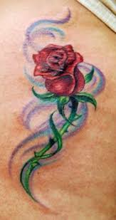 24 best small rose tattoos images on pinterest small rose