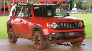 diesel jeep 2017 jeep renegade 4x4 diesel detalhes das versões www car blog br