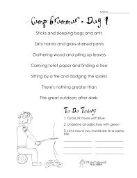 grammar worksheets for grade 1 c grammar 4 days of free worksheets for grades
