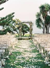 12 ways make you wedding aisle look fabulous