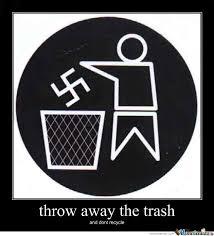 Meme Trash - throw away the trash by alangarcia meme center