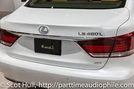 lexus of richmond hill hours nyias 2015 lexus with mark levinson u2013 part time audiophile