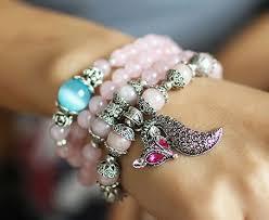crystal bracelet price images Pink crystal bracelet 7082 cad 19 46 best jpg