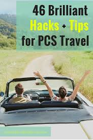 46 brilliant hacks u0026 tips you need to know for pcs travel