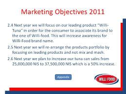 free marketing plan sample of a food manufacturer and distributor br u2026