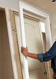Repair Exterior Door Jamb Homeofficedecoration Replace Exterior Door Jamb