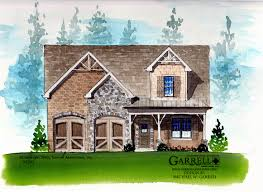 devonshire house plan craftsman house plans