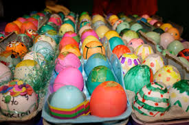 cascarones easter festive cascarones a nm tradition albuquerque journal