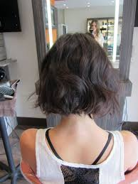 vies of side and back of wavy bob hairstyles best 25 medium wavy bob ideas on pinterest blonde highlights