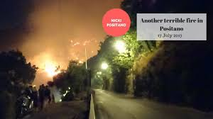 Wild Fires Near Merritt by Another Terrible Fire In Positano Youtube