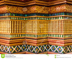 decoration of temple in home art and decoration in temple stock image image 34681337