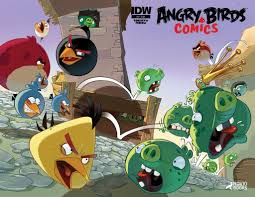 angry birds comics 10 u2013 idw publishing