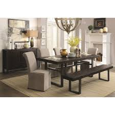 coaster table and chairs 82 most supreme dining table sets clearance pedestal room decor