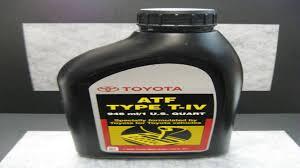 lexus hybrid ebay motors toyota lexus atf type t iv automatic transmission fluid oem 1