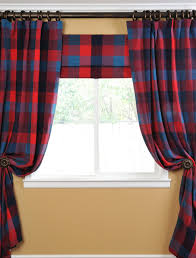 Plaid Drapes 4 Kinds Of Plaid Curtains And Drapes