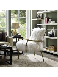 furniture ikea fur faux fur rug ikea sheepskin chair