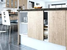 porte coulissante pour cuisine porte pour meuble cuisine element